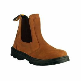 Amblers Safety FS131 Water Resistant Pull On Boots (Brown)