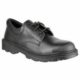 Amblers Safety FS133 Lace Up Safety Shoes (Black)