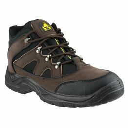 Amblers Safety FS152 Lightweight Lace up Safety Boots (Brown)
