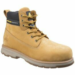 Amblers Safety AS170 Lightweight Full Grain Leather Safety Boots (Honey)