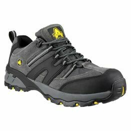 Amblers Safety FS188N Lightweight Lace up Safety Boots (Grey)