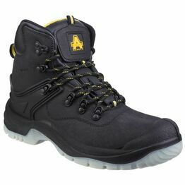 Amblers Safety FS198 Waterproof Safety Boots (Black)