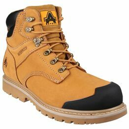 Amblers Safety FS226 Goodyear Welted Waterproof Boots (Honey)