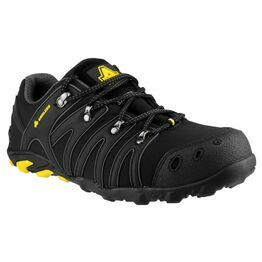 Amblers Safety FS23 Soft Shell Safety Trainers (Black)