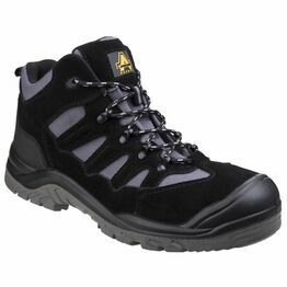 Amblers Safety AS251 Lightweight Safety Hiker Boots (Black)