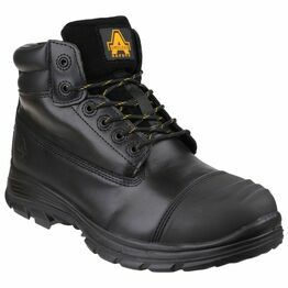 Amblers Safety FS301 Brecon Water Resistant Boots (Black)
