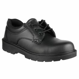 Amblers Safety FS38C Metal Free Composite Safety Shoes (Black)