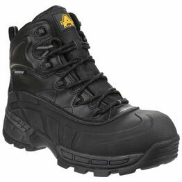 Amblers Safety FS430 Orca Lightweight Waterproof Safety Boots (Black)