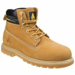 Amblers FS7 Goodyear Welted Safety Boot in Honey