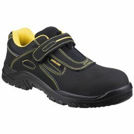 Amblers Safety FS77 Breathable Touch Fastening Safety Shoes - Black
