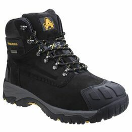 Amblers Safety FS987 Metatarsal Protection Boots (Black)