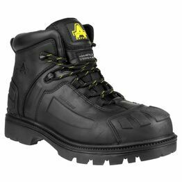 Amblers Safety FS996 Metal Free Waterproof Boots (Black)
