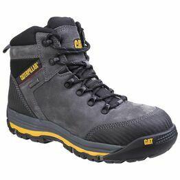 Caterpillar Munising Waterproof Safety Boots - Dark Grey