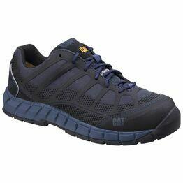 Caterpillar Streamline Composite Toe Safety Shoes (Blue Nite)
