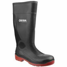 Centek FS338 Compactor Safety Wellington Boots (Black)