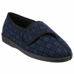 x George Mens Slipper in Navy