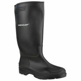 Dunlop Pricemaster Wellington Boots - Black