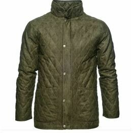 Seeland Woodcock Men's Quilted Jacket - Olive Green