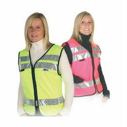 HyVIZ High Visibility Waistcoat With Adjustable Mesh