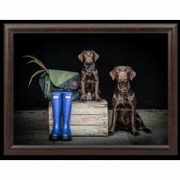 Country Matters So Proud (Working Labs) Lap Tray Country Matters