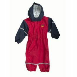 Keela Childrens Waterbug Suit (AS IMAGE BUT IN ALL RED)