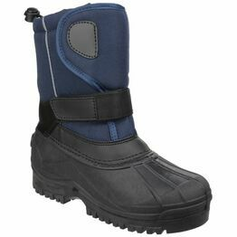 Cotswold Child's Avalanche Snow Boots (Navy)