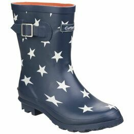 Cotswold Badminton Waterproof Pull On Wellington Boots (Star)