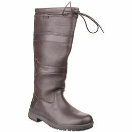 Cotswold Beaumont Waterproof Pull On Wellington Boots (Brown)