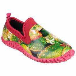 Cotswold Tindal Leaf Waterproof Slip On Garden Shoes