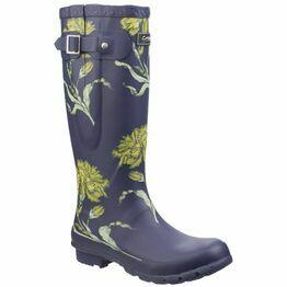 Cotswold Windsor Print Wellington Boots - Flower