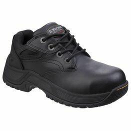 Dr Martens Calvert Steel Toe Safety Shoes - Black