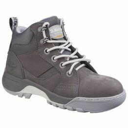 Dr Martens Opal ST Lightweight Hiker Boots (Grey Wind River)