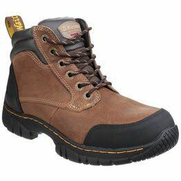 Dr Martens Riverton SB Lace up Hiker Boots (Brown)