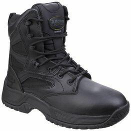 Dr Martens Skelton Service Boots (Black)