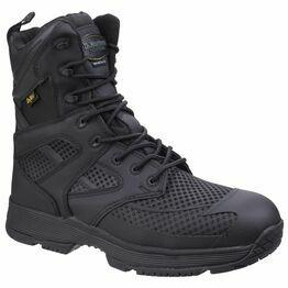 Dr Martens Watch Service Boots - Black