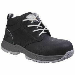 Dr Martens Westfall S1P Non-Metallic Safety Chukka Boots (Black Overlord)
