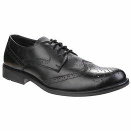 Tom Lace Shoe in Black