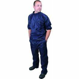 Dairy Spares Drytex Parlour Waterproof Trousers (Navy)