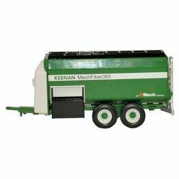 Britains Keenan Mech Fibre Feeder Wagon 365 model