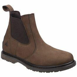Amblers Aldingham Dealer Boot in Brown