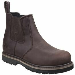 Amblers Safety AS231 Dealer Boot in Brown