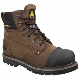 Amblers Safety AS233 Scuff Boot in Brown