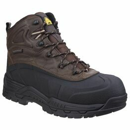Amblers Safety 430 Orca Boot in Brown