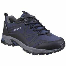 Cotswold Abbeydale Low Hiker in Blue/Black/Grey
