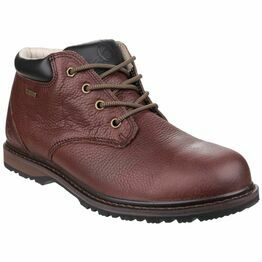 Cotswold Bredon Leather Hiking Boots - Brown