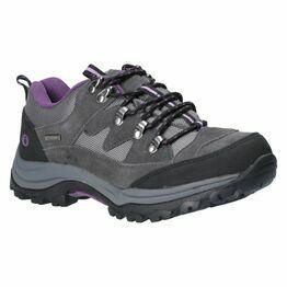 Cotswold Oxerton Low Hiker in Grey/Purple