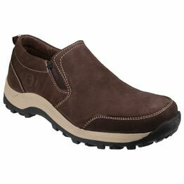 Cotswold Sheepscombe Slip On Shoe in Brown