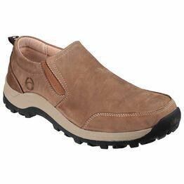 Cotswold Sheepscombe Slip On Shoe in Tan
