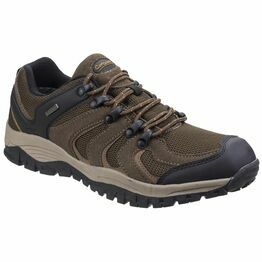 Cotswold Stowell Low Hiking Shoe in Brown