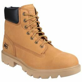 Timberland Pro Sawhorse Lace Up Safety Boot in Wheat